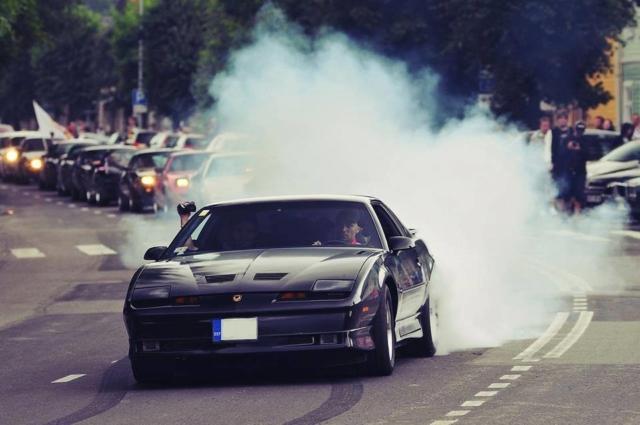 Pontiac paraad